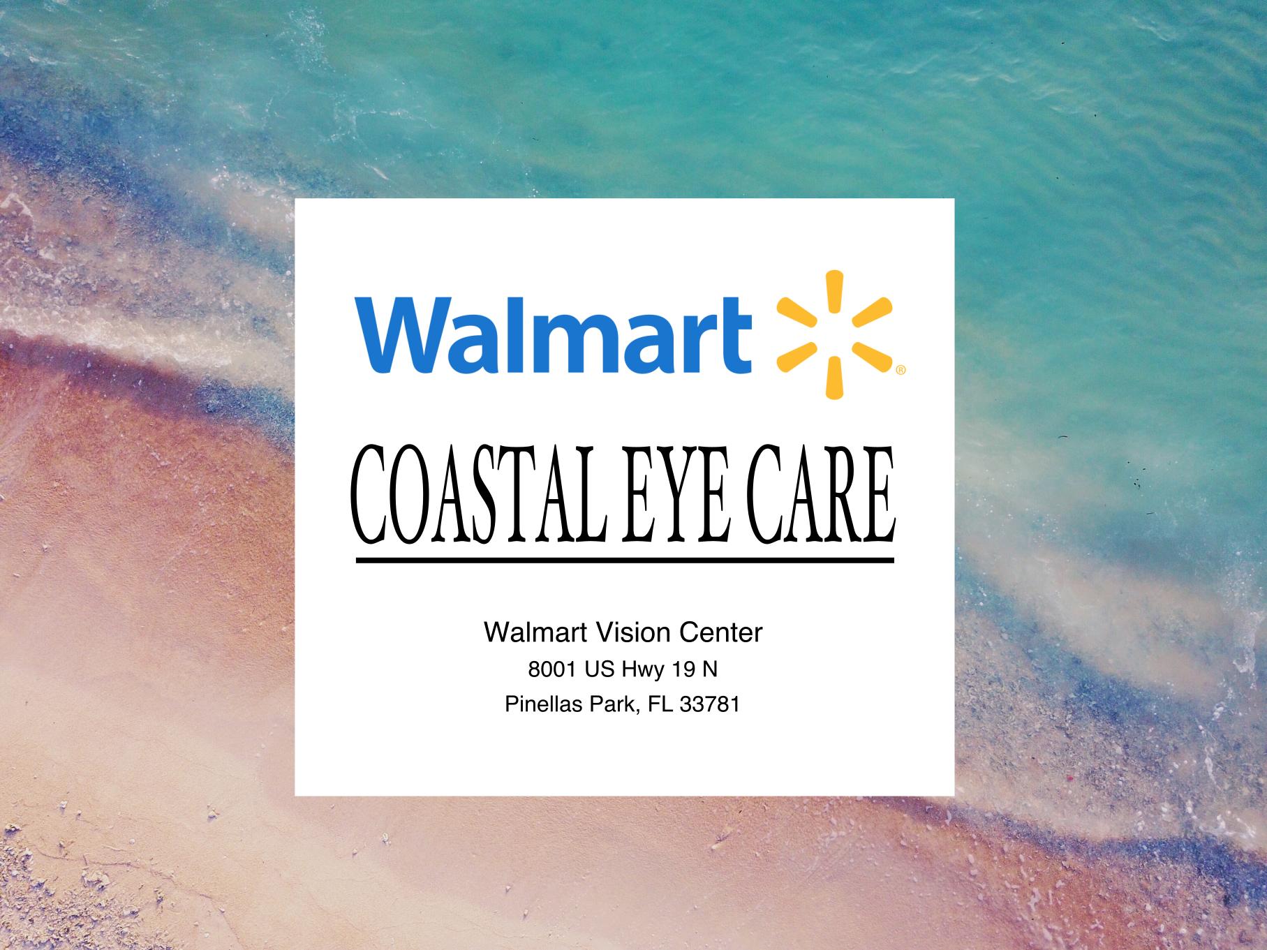 New Location in Pinellas Park - Coastal Eye Care